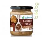 БАДЕМОВ ТАХАН 100% смлени бадеми с парченца CRUNCHY, 250гр