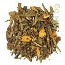 веда, сенча канела, бял чай, зелен чай,  веда чай, гурме чай