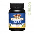 РИБЕНО МАСЛО барлийнс, BARLEANS, fish oil, softgels, капсули