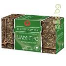 чай имунопро филтър, биопрограма