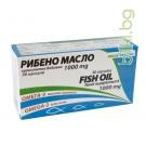 РИБЕНО МАСЛО ПЕРЛИ, ФИТОФАРМА, 1000 мг  X  30 капсули