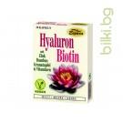 хиалурон, биотин, растителни капсули, лигавици