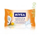 NIVEA САПУН COCONUT & ALMOND OIL, 100гр
