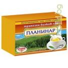 билков чай, планинар