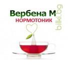 чай нормотоник, вербена м