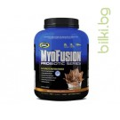 myofusion probiotic series,milk chocolate,протеини