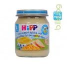 сладка царевица + картофено пюре и пуешко месо
