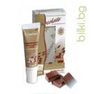 chocolate, хидратиращ крем за околоочен контур и устни, seastars