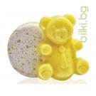 сапун, ръчен сапун, невен, мечо