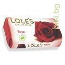 сапун, роза, beuty soaps lole`s
