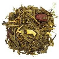 ароматен зелен чай, сенча кактус , веда чай