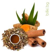 чай при диабет с канела и куркума, чай за диабет ползи, цена