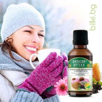 грип, билки за грип, билков чай, тинктура, имунитет, настинка, кашлица