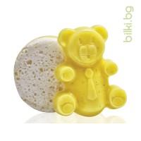 детски сапун мечо, биохерба