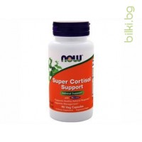 Super Cortisol Support ,формула за намаляване на кортизола,now foods
