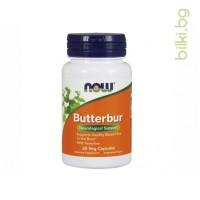 butterbur,лечебна овчарка,now foods,нервната система,оросяване на мозъка