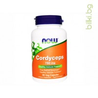 кордицепс,cordyceps,гъби,капсули 90,750мг,кордицепс противопоказания