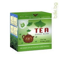 чай гинко билоба