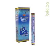 Ароматни пръчици, Инсенс, Драконова кръв - 20 бр