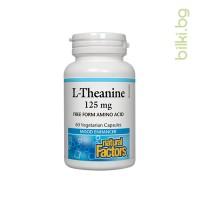 l-теанин, л-теанин, аминокиселина, оптимални нива