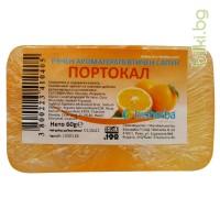ръчен глицеринов сапун, портокал, ръчен сапун