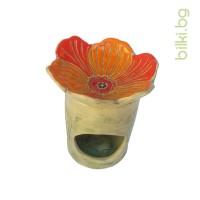арома, лампа, цвете, аромалампа, цена