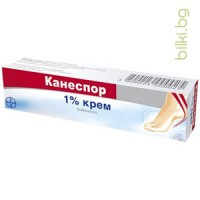 КАНЕСПОР 1% крем - антимикотичен продукт