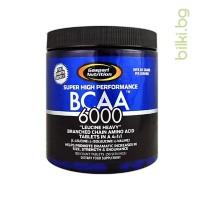 bcaa 6000, аминокиселини