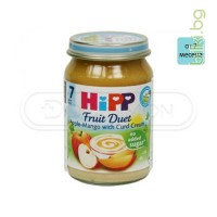 хип дуети ябълки и манго с извара