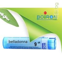 belladonna ch 9, boiron