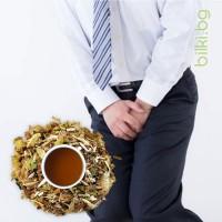 билки за простата, чай простатит цена, билков чай