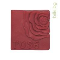 ароматна роза, сапун