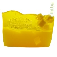 ръчен глицеринов сапун, екзотика, аромат на цитрус, глицеринов сапун