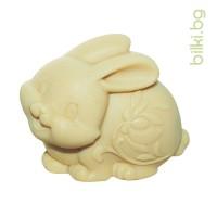 сапун ръчен, билков сапун, невен, зайче