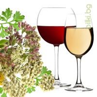 билки за наложен пелин, билкова смес
