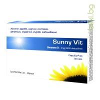 съни вит, витамин д3, херба медика, витамин д3 цена,витамин д3 дневна доза