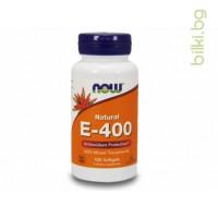витамин E-400,Vitamin E,now foods,сърдечно-съдова система