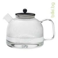 Чайник за варене S 1.75 л с капаче от INOX-Йена Глас