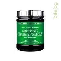 mega daily one, витамини
