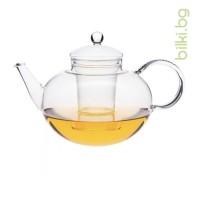 MIKO G чайник 2.0 l с капаче и филтър от стъкло