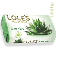 сапун, алое вера, beuty soaps, lole`s