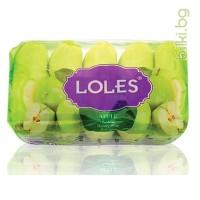 сапун,  ябълка, eco packs, lole`s