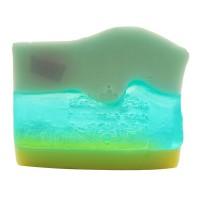 ръчен глицеринов сапун, вълни, ръчен сапун, глицеринов сапун