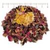 плодов чай, червена ароматна роза, шипка люспа, невен цвят, облепиха плод,  роза маслодайна пъпки