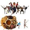 чай за активния човек, спортисти, билки за спортисти