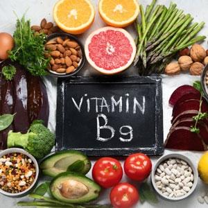 hрани, фолиева киселина, витамин b 9