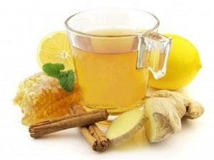 Мед, джинджифил и лимон за подсилване на имунитета срещу грип и настинка