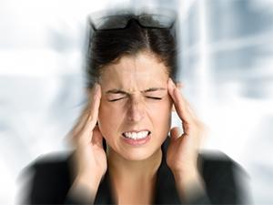 мигрена, халюцинации