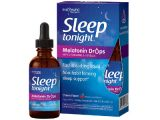 Sleep Tonight™ Мелатонин, Л-леанин и билки, Enzymatic Therapy, капки 59 ml