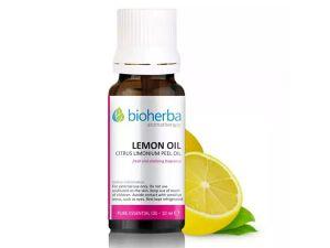 лимоно масло, биохерба
